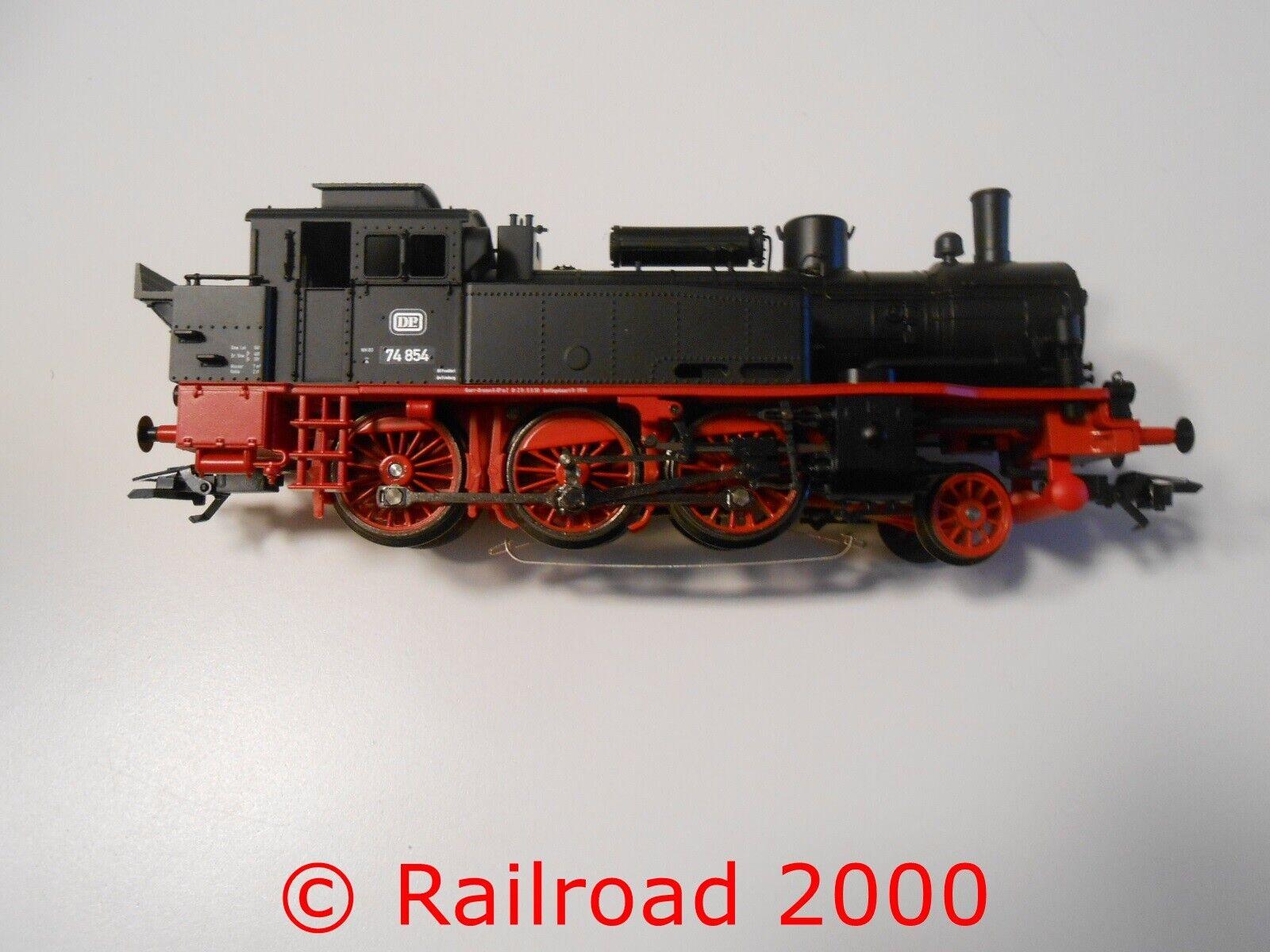 Märklin - Tenderlokomotive Baureihe 74 aus 29013, mfx Decoder, NEU  | Der neueste Stil