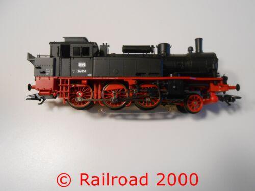 NUOVO Märklin-Tender locomotiva serie siano 74 da 29013 mfx decoder