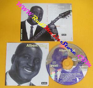 CD-ALBERT-KING-Live-1997-Poland-ALTAYA-B-P-008-no-lp-mc-dvd-CS10