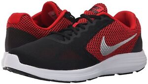 super cute d735d 98c17 Image is loading Men-039-s-Nike-Revolution-3-Running-Shoes-