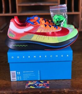 b498a62dcd797 Nike Zoom Fly SP Doernbecher Freestyle 2018 Mens Shoe BV8734 100 DS ...