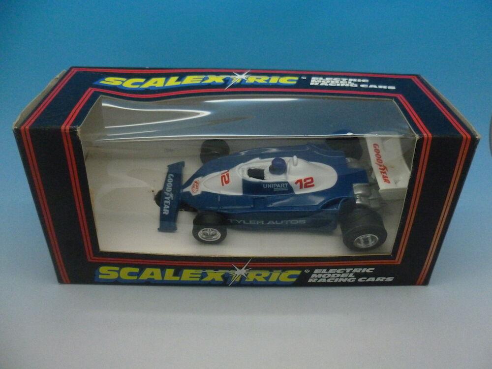 Scalextric C377 Tyler Autos, Formula 2