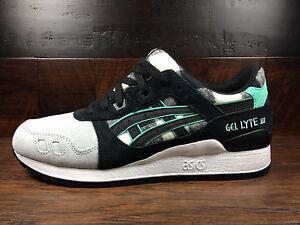 cheap for discount 30cdf faebb Details about Asics GEL-LYTE 3 III (White / Black) Lumberjack Pack  [H6Y0L-0190] Running Mens