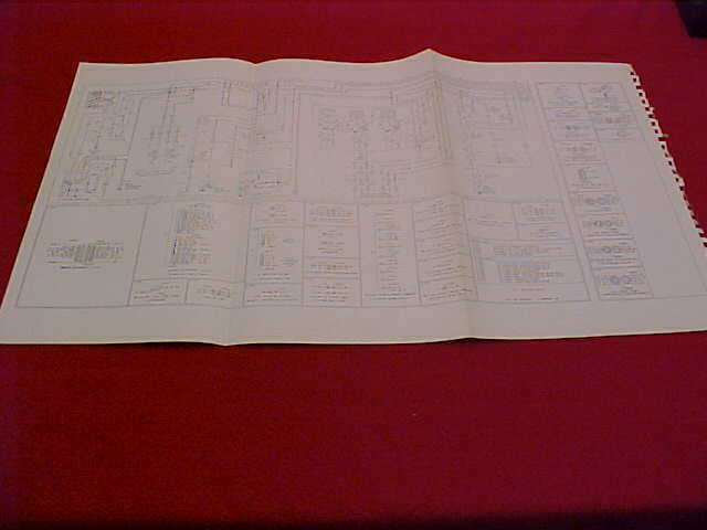 1977 Ford F 100 150 250 350 Pickup Truck Elect  Wiring