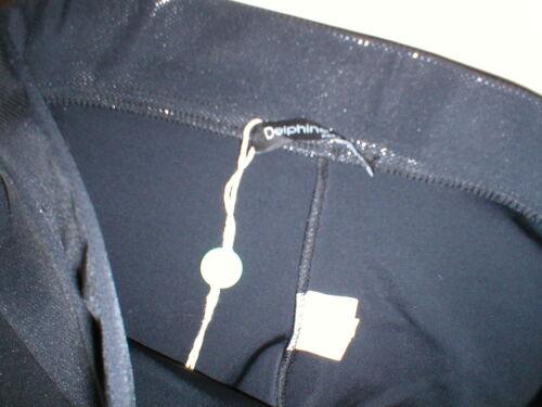 Black M France Murat Nye Kvinder Skinny Delphine Leggings Shimmer Paris Bukser Nwt cqZH8EFwxw