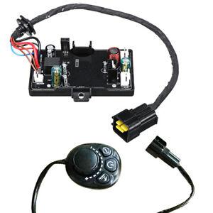12V-24V-Schalter-Leiterplatte-Kontrolleur-Fuer-Auto-Lkw-Diesel-Air-Standheizung