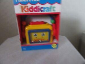 Fisher-Price-kiddicraft-mini-cassete
