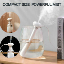 UK Ultrasonic Aroma Humidifier Portable Air Diffuser Atomizer Fogger Purifier Humidifiers Indoor Air Quality & Fans