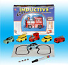 New Follow Any Drawn Line Magic Pen Inductive Toy Car Bus Model Include Battery