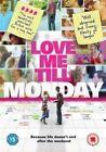 Love Me Till Monday 5055159278676 With Sarah Barratt DVD Region 2