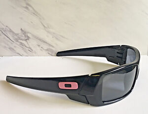 9d66063caa Image is loading Nice-Oakley-Gascan-Sunglasses-Authentic-Polished-Black- Frames-