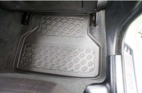 OPPL Fußraumschalen statt Gummimatte für BMW 5er E60 Limousine 2001-2010