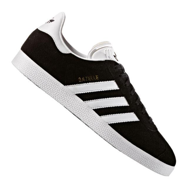 adidas originals gazelle nere