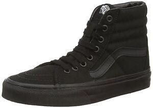 scarpe vans uomo nere alte