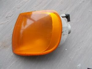 VOLKSWAGEN VW POLO 1994-1999 ORANGE FRONT INDICATOR REPEATER N//S LEFT AMBER