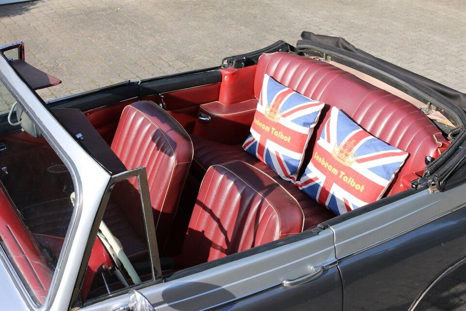 SunbeamTalbot Cabriolet
