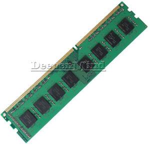 PC3-12800-4GB-DDR3-1600-Mhz-240Pin-4G-Ram-For-AMD-Motherboard-Desktop-Memory