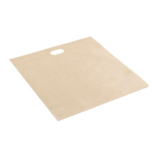 Safety Non Stick Non Toxic 5PCS Pocket Toast Bags Reusable Toaster Sandwich