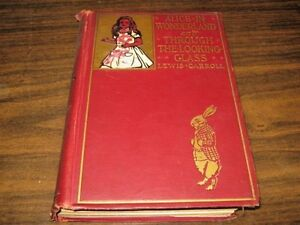 Alice-039-s-Adventures-in-Wonderland-By-Lewis-Carroll-New-York-Hurst-and-Company
