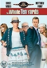 The Whole Ten Yards (DVD, 2005)