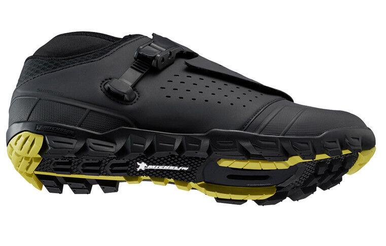 Shimano ME7 Trail   Enduro MTB Mountainbike Schuhe SH-ME701 Schwarz - 43 (US