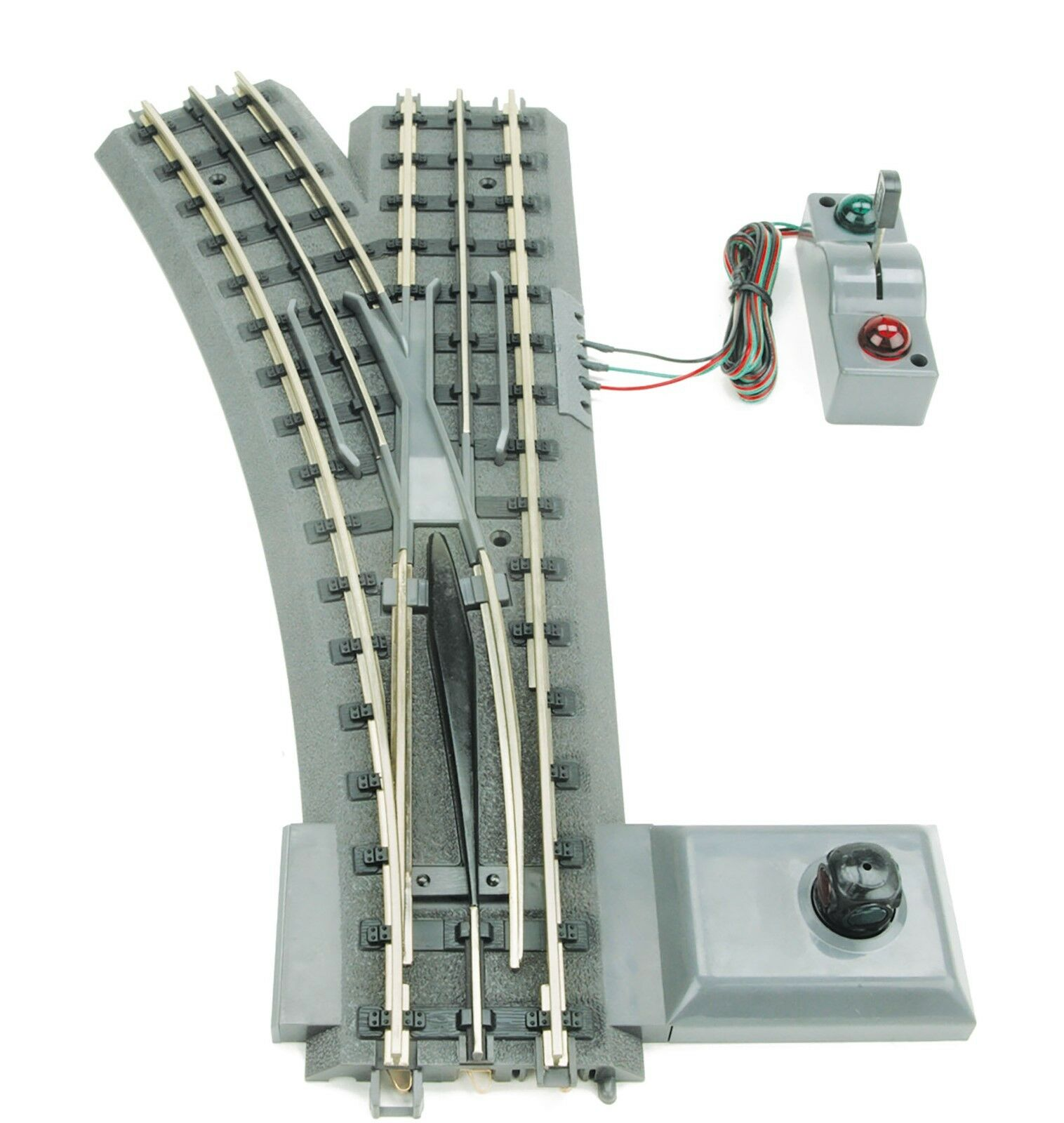 MTH O -GAUGE REAL TRAX -0 -54 Vänster Hand Switch 40 -1056 -- NY