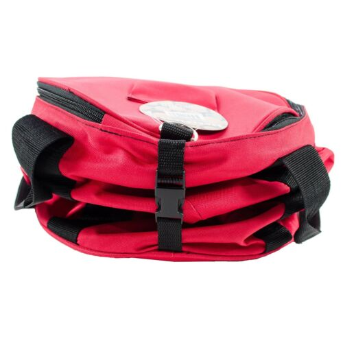 """One Bag Carry up to 150/' 1//2/"""" Rope Collapsible 15/"""" Tall Arborist Rope Bag"""