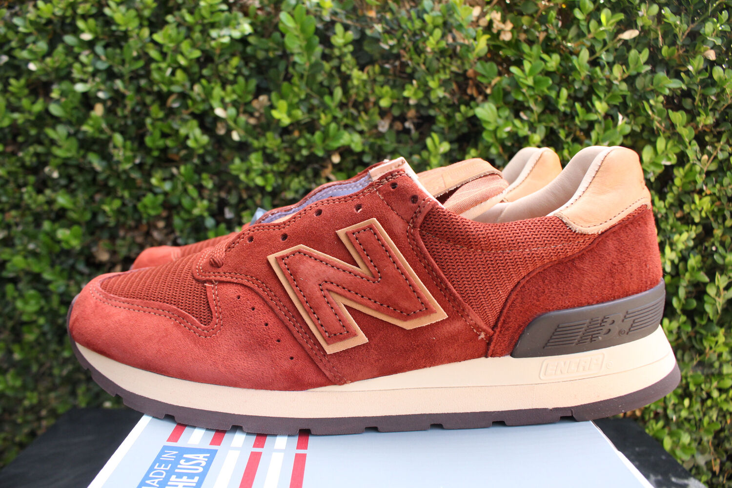 NEW BALANCE 995 SZ 9 USA BASEBALL PACK TODD SNYDER M995DBG