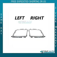Headlight Door Left Right for 90-02 Mercedes-Benz W129 Chassis