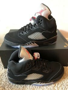 sports shoes 82e23 8c8f4 Image is loading NIKE-AIR-JORDAN-5-RETRO-OG-845035-003-
