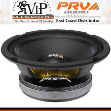 "PRV Audio 6MB200-8 Pro Audio Midbass / Midrange 6.5"" Woofer Speaker 8Ω -DEALER-"