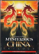Mysterious China Trilogy (3 DVDs, 2007) Roof of the World/Silk road/Shangri-La