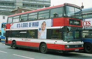 WILTS /& DORSET M137KRU 6x4 Quality Bus Photo
