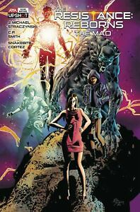 RESISTANCE #1 COVER A RAHZZAH ARTISTS WRITERS /& ARTISANS INC NM OF 6