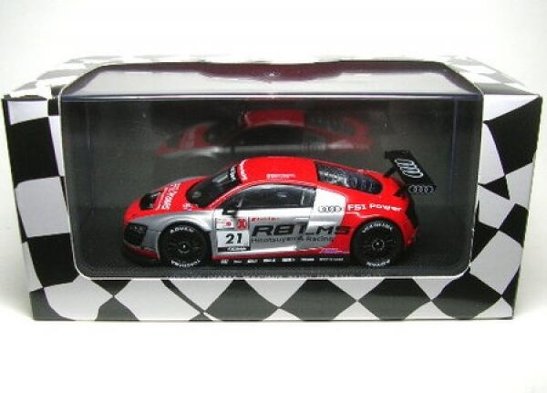 AUDI r8 LMS no. 21 team Hitotsuyama Racing 2011