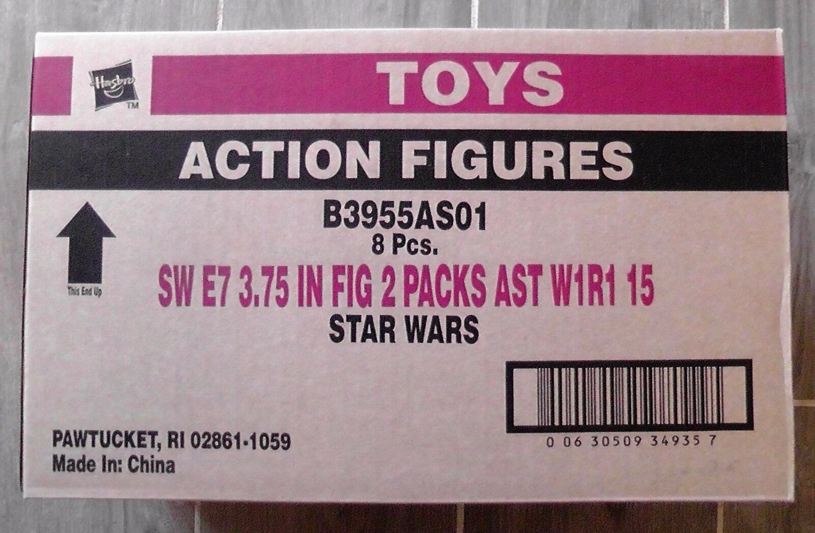 Star Wars The Force Awakens 2 Pack 3.75 Figures SEALED CASE of 8 AFA Ahsoka BB8