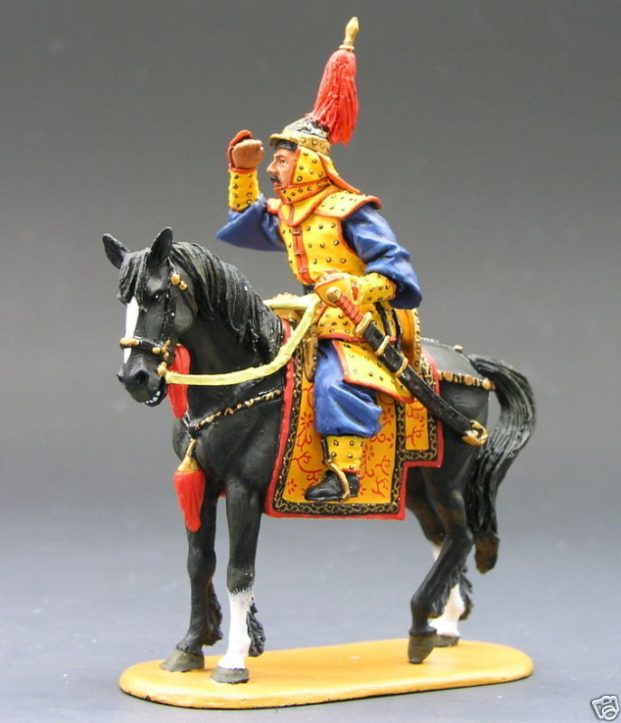 IC016 Mounted Officer by King & Country