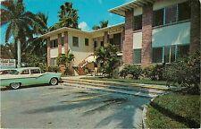 Casa Loma Motel & Apts, Boynton Beach FL 1956