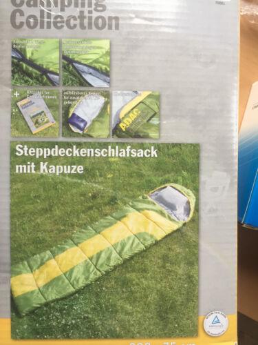 230x75 cm 70061 Steppde ADAC Schlafsack