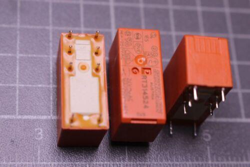 Relais Nr623  Schrack RT 314 524  24VAC   1 Wechsler 16Amp Schrack 1Stück