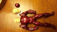 Marvel Universe custom HULK agents of S.M.A.S.H. Crimson Dynamo disguise ironman