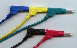 1-2m-blau-Sicherheits-Messleitung-Laborleitung-4mm-Testkabel-Schiebehuelse