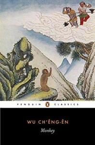 Scimmia-Penguin-Classics-Da-Wu-Ch-039-Eng-En-Nuovo-Libro-Gratuito-amp-Massa