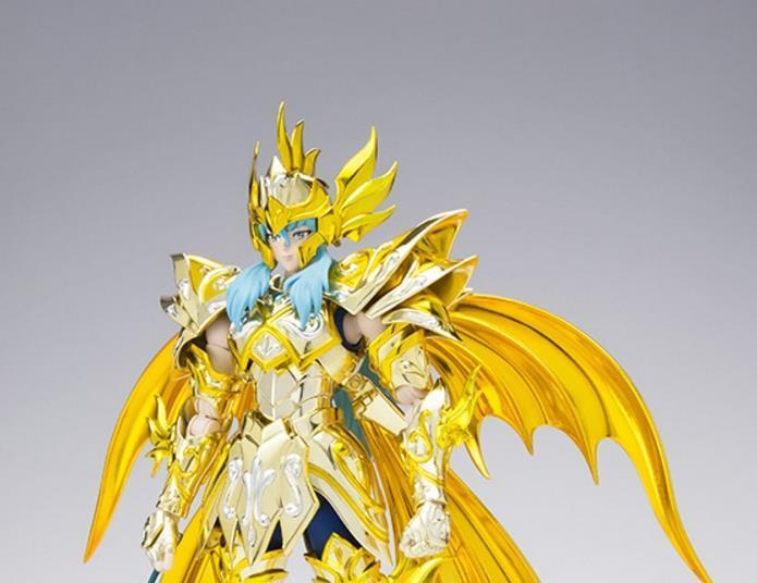 CS Model Saint Seiya Myth Cloth Soul of God EX Pisces Aphrodite Figure Présalé