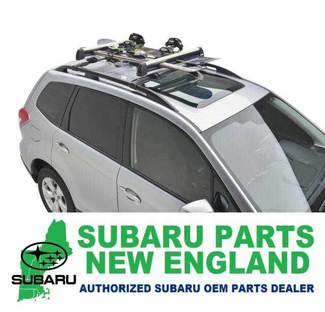 2010-2020 Subaru Ski /& Snowboard Rack KIT WRX STi SOA567S010 Genuine TUHLE OEM