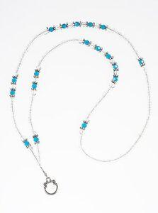 Beaded-Capri-Blue-Lanyard-Handmade-Birthstone-Lanyard