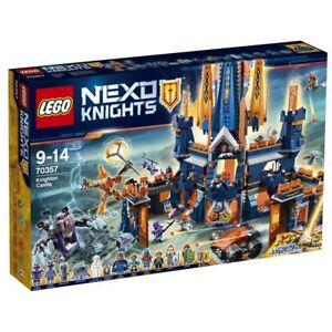 Lego Nexo Knights 70357 Château Knighton - Château