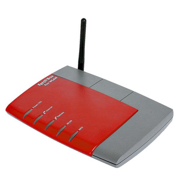 AVM FRITZ BOX FON 7140 SL Annex A DSL MODEM ROUTER VOIP NAS VPN FAX ISDN