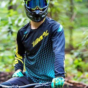 100 Percent Cycling Jersey Downhill MTB BMX R Core Series 3 Color ... a56ba851f