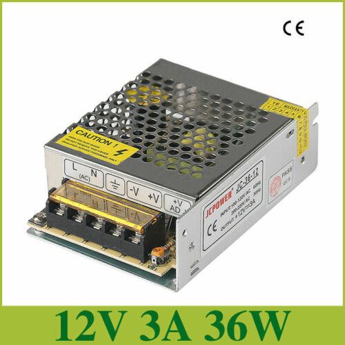 Geregeltes Schaltnetzteil 1A-60A 10W-480W Transformator-Netzteil Für LED-Anzeige